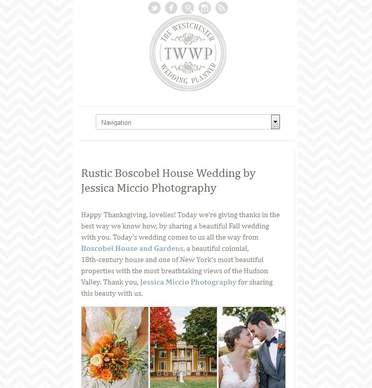 Published on The Westchester Wedding Planner New York Wedding