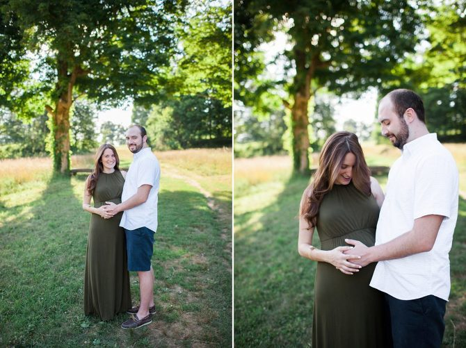 Westchester Maternity Session | New York Maternity Photographer